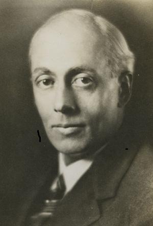 President Harry Woodburn Chase, 1932